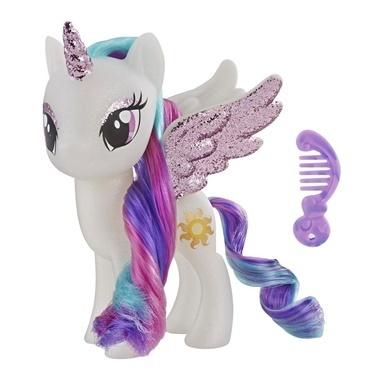 My Little Pony My Little Pony Simli Prenses Pony Celestia Renkli
